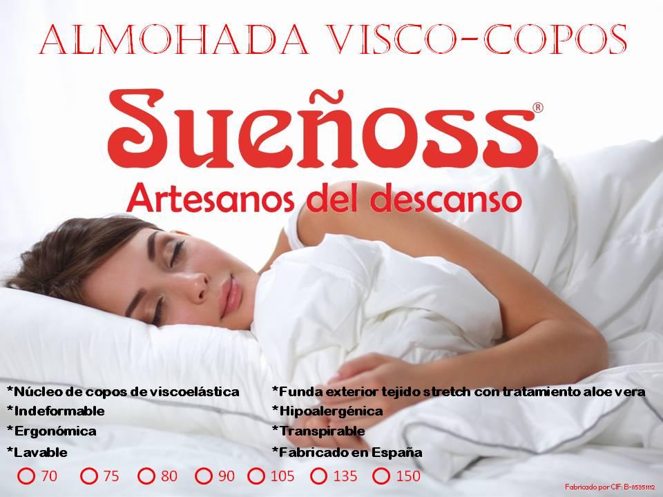 Almohada VISCO COPOS
